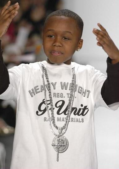 50 cent kid images