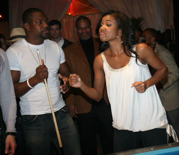 gabrielle union smoking