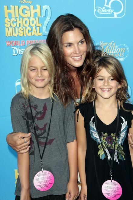 cindy crawford kids