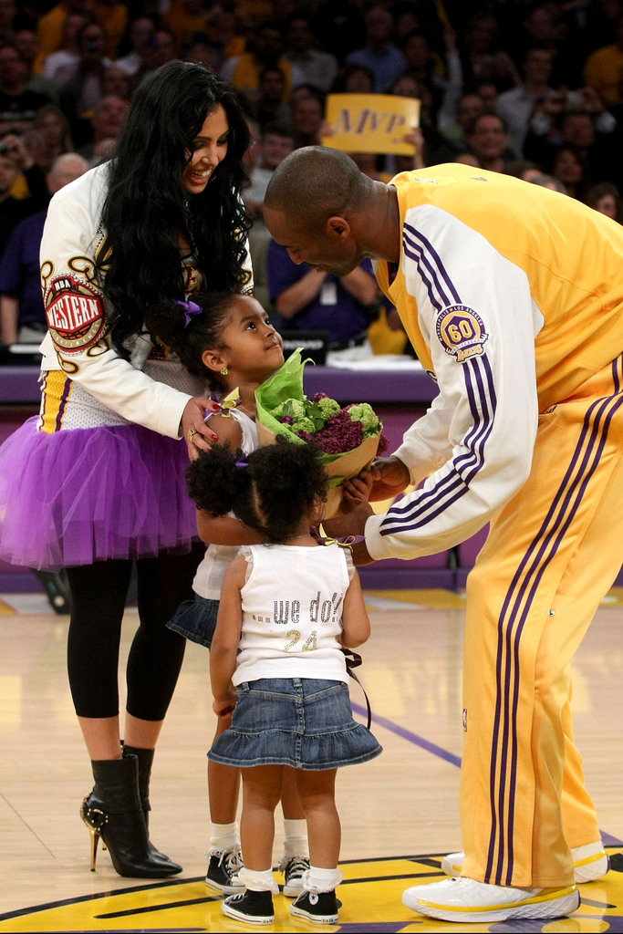 Kobe Bryant Family Photos. Kobe Bryant « Aisha Music