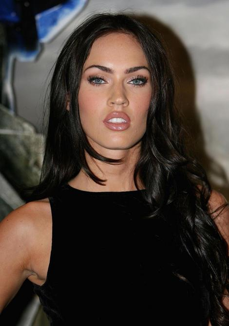 megan fox without makeup. The beautiful Megan Fox