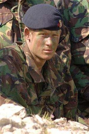 prince harry young. ROYALTY Prince Harry Slated