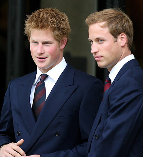 james hewitt prince harry pictures. her sons, Prince Harry