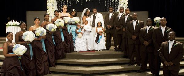 T.D. Jakes Daughter's Wedding
