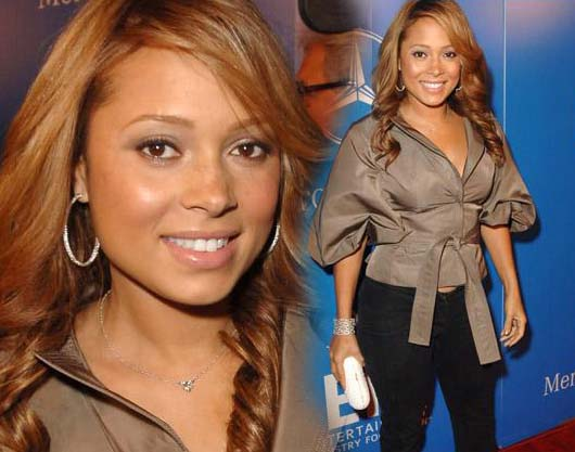 Tamia - looking great: